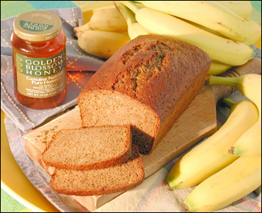 Professional Culinary Photography of Banana Bread by Dynamic Digital Advertising