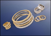 High Resolution Digital Photography of Jewelry