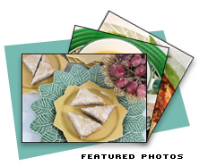 Featured Culinary Photography